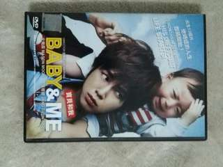 Korean movie : Baby and Me