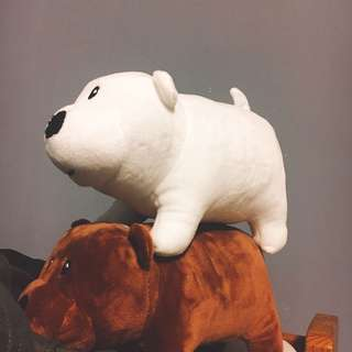 🚚 黑熊 白熊(不分開賣)
