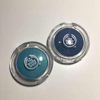Blue Eyeshadow (2 item) - thebodyshop