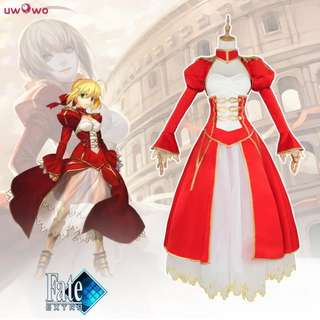 [COSPLAY] Fate/Extra Saber Nero Costume