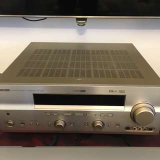 Yamaha RX-V657 Natural Sound AV Receiver