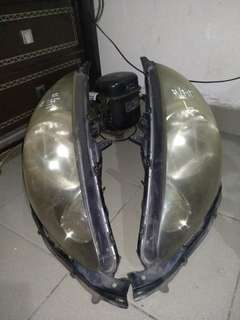 Honda Jazz GD Headlamp