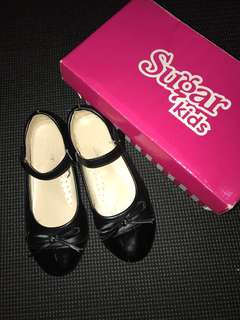 Sugar Kids black shoes