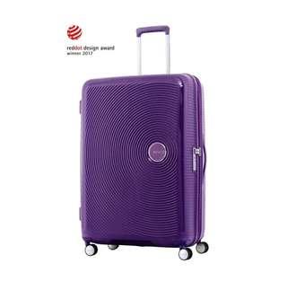 American Tourist 紫色 25''行李箱