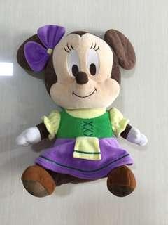 🚚 Soft Toy Disney Minnie Mouse