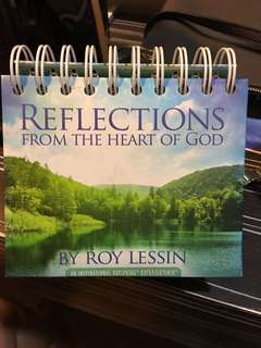 Reflections from the heart of God + joy of the day!