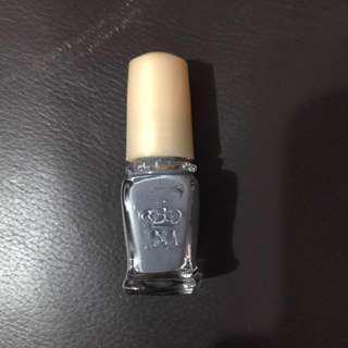 資生堂 GY971 藍灰色 指甲油 4.5ml