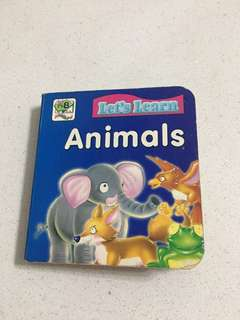 Let's learn animal