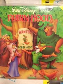 Robin Hood LD 羅賓漢 雷射光碟