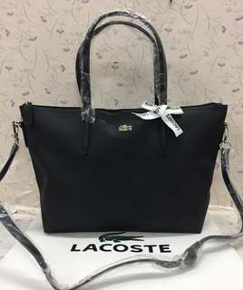 AUTHENTIC QUALITY LACOSTE TOTE BAG