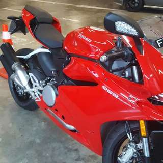 Ducati 959 Panigale 2017 for sale