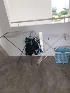 Clothes drying rack clothing dryer