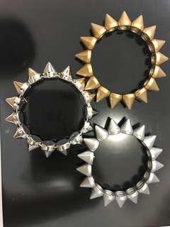 Spine bracelet / gelang berduri