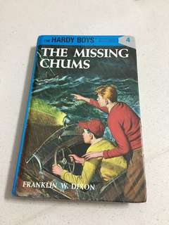 The missing chums (hardcover)