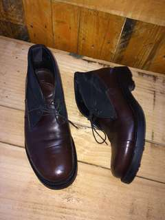 Authentic Prada shoes boots sz 40/41