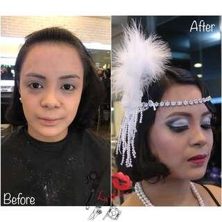 Hair & MakeUp Service