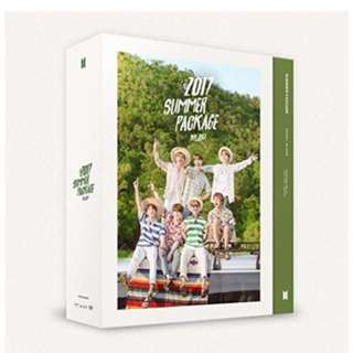 Bts summer package 2017 防彈少年團