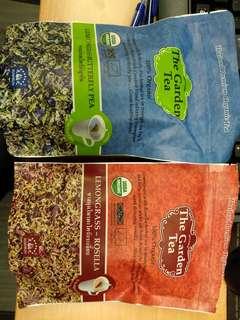 🚚 Lemon grass tea butterfly pea & roselle flavours