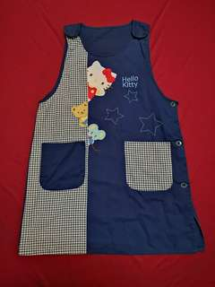 Hello kitty apron original sanrio free postage