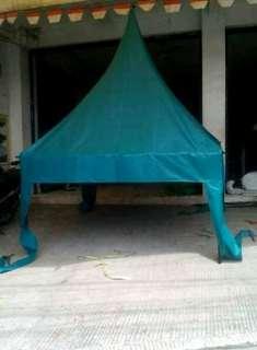 Tenda kerucut ukuran 2x2
