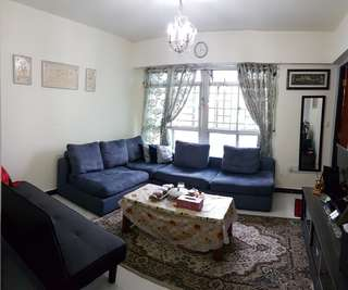 2 room flat Blk 633a Senja Road for sale
