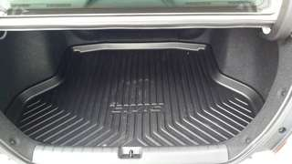 Honda Civic Trunk Tray/Boot Tray
