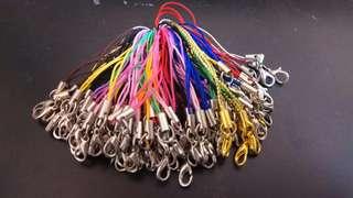 🚚 [出清]混色吊飾繩90條
