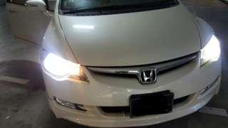 Honda Civic Fd 2.0M 2008
