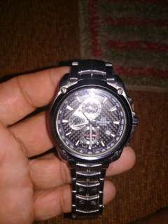 for sale or swap my casio edifice ef524