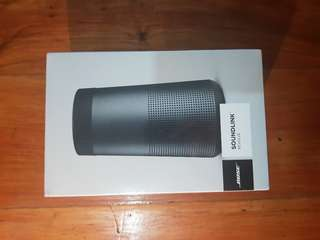 BOSE SOUNDLINK REVOLVER BLUETOOTH SPEAKER