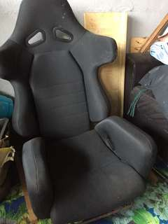 Original recaro seat fully bucket