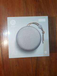 B&O Play Bluetooth Speaker A1 Beoplay