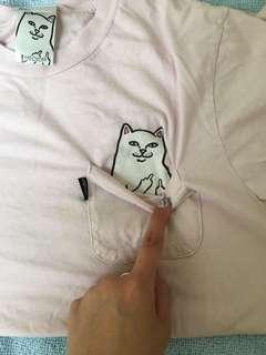Rip & dip medium shirt