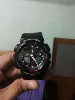 Original Black G-Shock