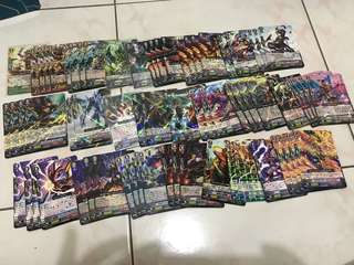 Cardfight Vanguard Narukami 200s