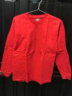 Long shirt (red)