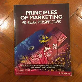Principles Of Marketing (An Asian Perspective) MKT1003X / MKT1003