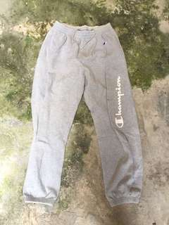 Trackpants Champion Grey