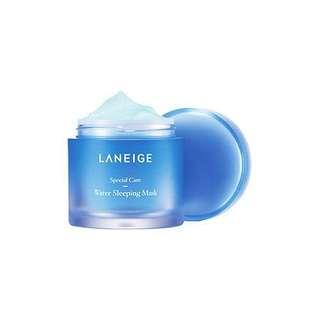 🚚 Laneige Water Sleeping Mask Brand New