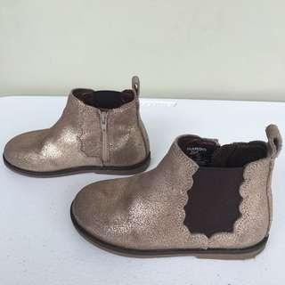 Mango toddler boots gla