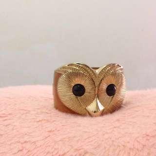 Owl Bangle
