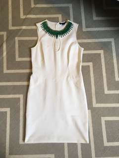 Guess by Marciano White Bodycon Dress, Size 6