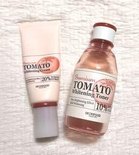 Skinfood Tomato Whitening Set