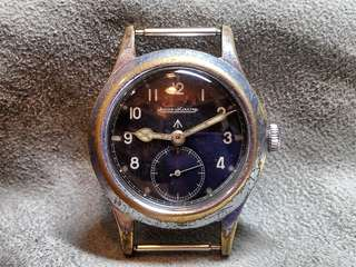 四十年代積架錶