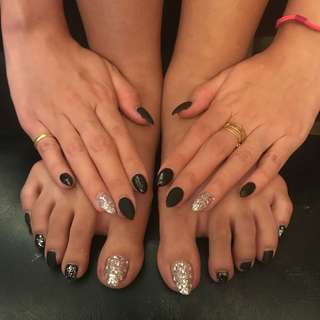 Extensions nails @$60