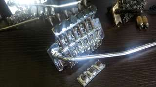 Takeuchi Japan Licensed Floyd Rose Trem