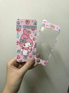 iPhone 5/5s/se 電話保護貼紙