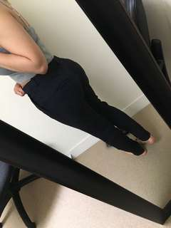 Size 8 h&m dress pants