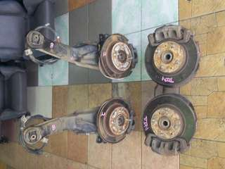 Disc brake rear & front EVO III