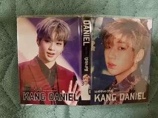 Wanna One Daniel and Jihoon sticky notes [Ready Stock]